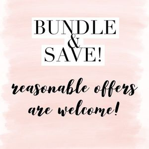 🖤 OFFERS WELCOMED 🖤 BUNDLE & SAVE 🖤
